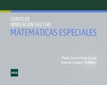 Matemáticas especiales