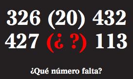 numeroquefalta