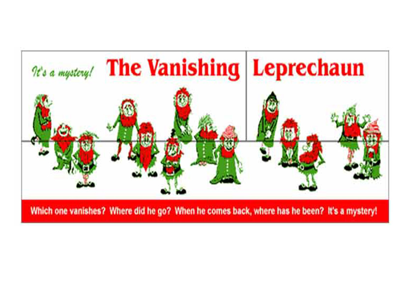 El misterio de Leprechaun