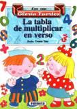 La tabla de multiplicar en verso