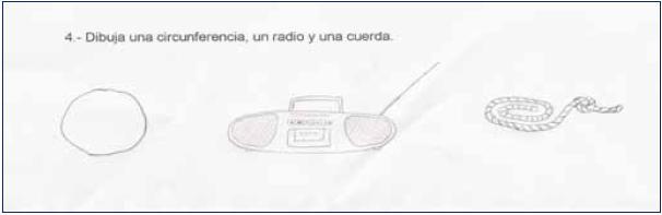 Circunferncia, radio y cuerda