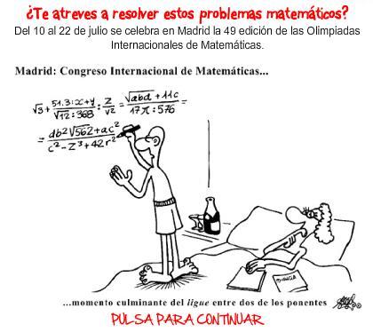 49ª Olimpiada Internacional de Matemáticas