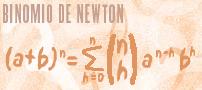 El binomio de Newton