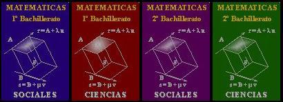 Matemáticas para Bachillerato