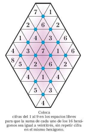 Panal numérico – 2