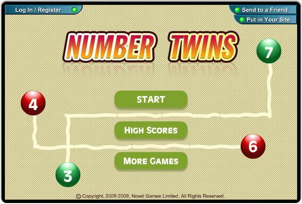 Números gemelos – Numbers twins