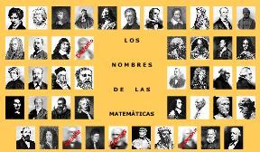 Los Nombres de las Matemáticas