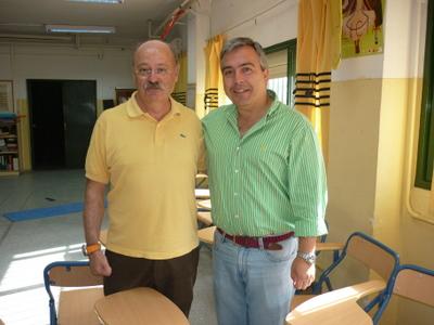 Lluís Segarra y José María Vázquez