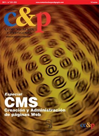Comunicación y Pedagogía: Especial CMS