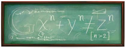 Doodle de Google en homenaje a Fermat