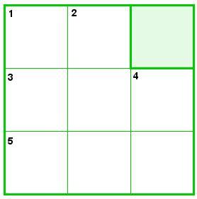 Crucigrama numérico 2