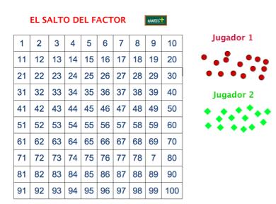 Secundaria y Bachillerato: Juegos matemáticos | Mates y +