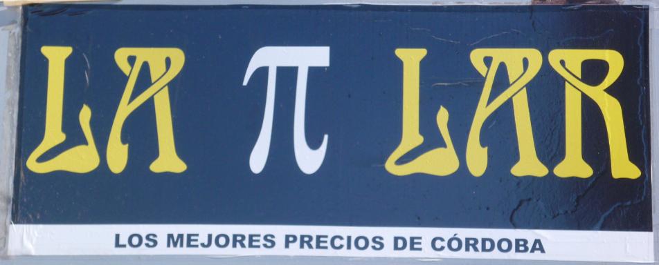 Publicidad matemática