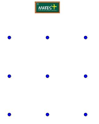 Los nueve puntos (con GeoGebra)
