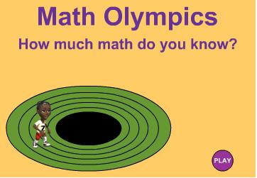Juegos olímpicos de Matemáticas (en inglés)