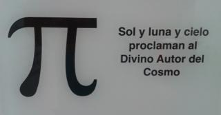 El número «Pi» en el Museo de las Ciencias