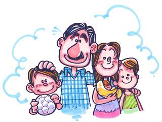 La familia y sus edades